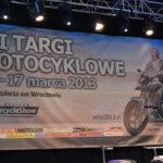 Targi MotorCycle Show 2013 Wrocław Garmin Zumo 350 LM