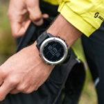 Podświetlenie na gest w zegarku Garmin Fenix 3