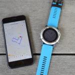 Zegarek Garmin jako nawigacja