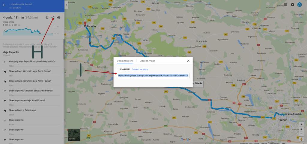 Google Maps do Garmin