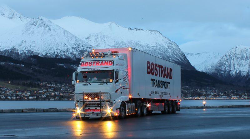 nawigacja dla ciężarówek