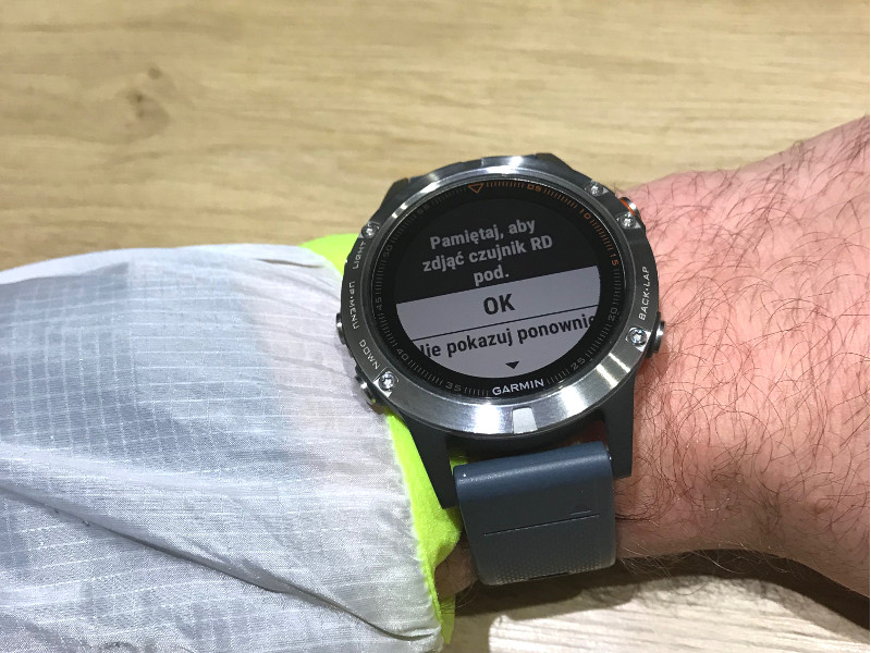 run dynamics pod garmin