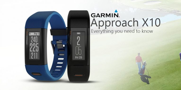 garmin approach x10