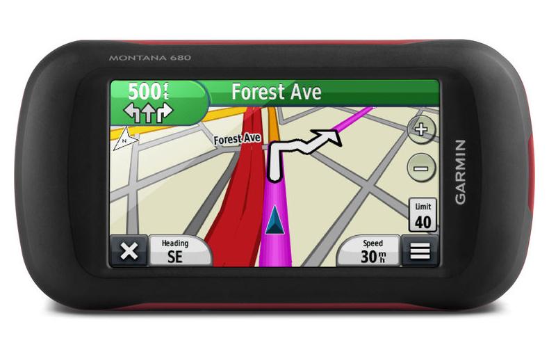 GPS na quada