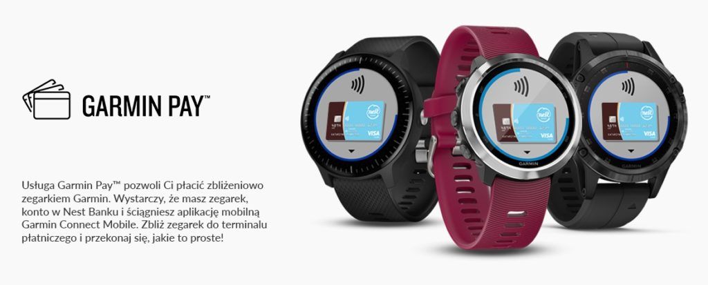 garmin pay nest bank