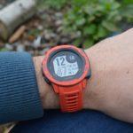 Zegarek Garmin Instinct – prezentacja