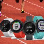 Garmin Forerunner 45, 245, 945 – nowości dla biegaczy i nie tylko