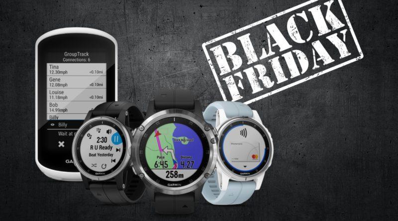 Black Friday 2019 – najlepsze zniżki na produkty Garmin