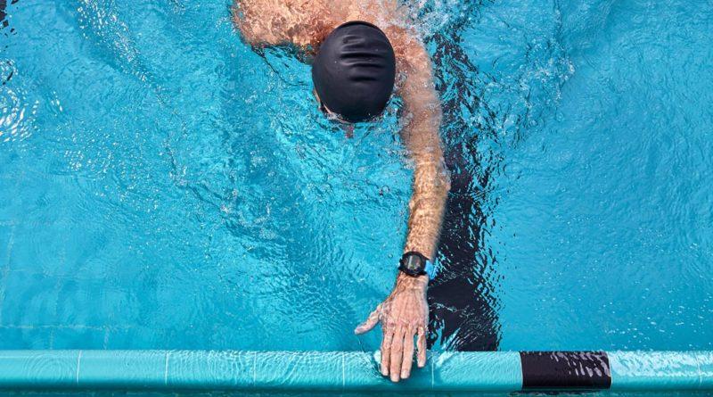 Pomiar tętna pływanie