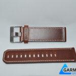 Skórzany pasek dla zegarka Garmin Fenix 3