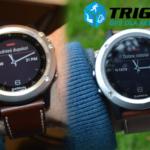 Własne alerty ruchu w zegarku Garmin Fenix 3