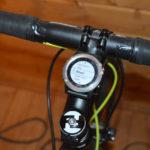 Uchwyt rowerowy szybkiej zmiany dla zegarka Garmin Fenix 3