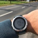 Aplikacja Uber w zegarku Garmin