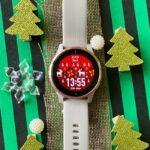 Przegląd świątecznych tarcz dla zegarków Garmin