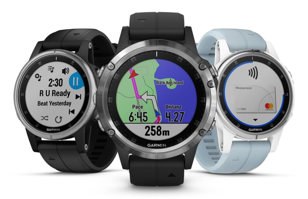 Black Friday garmin fenix 5 plus