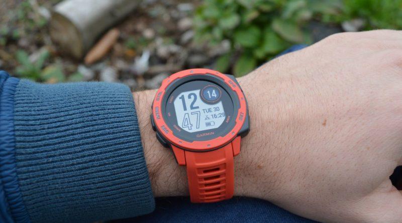zegarek garmin instinct
