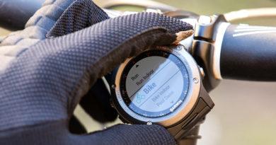 zegarek na rower