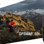Garmin GPSmap 66i – nawigacja turystyczna i komunikator satelitarny w jednym