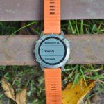 Pierwsze włączenie zegarka Garmin Fenix 5/6 – co warto ustawić