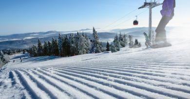 Garmin Ski Map