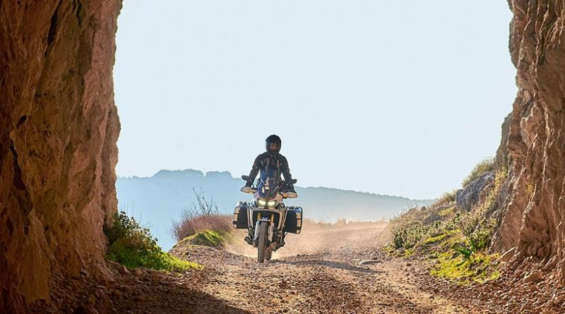 Garmin na motocykl