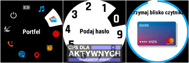 Garmin pay płatność zegarkiem