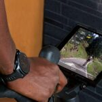 Łączenie aplikacji Tacx Training z Garmin Connect