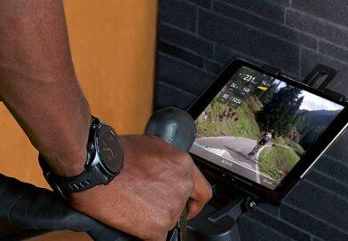 Aplikacja Tacx Training
