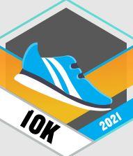 10 kilometrow bieg wyzwanie Garmin